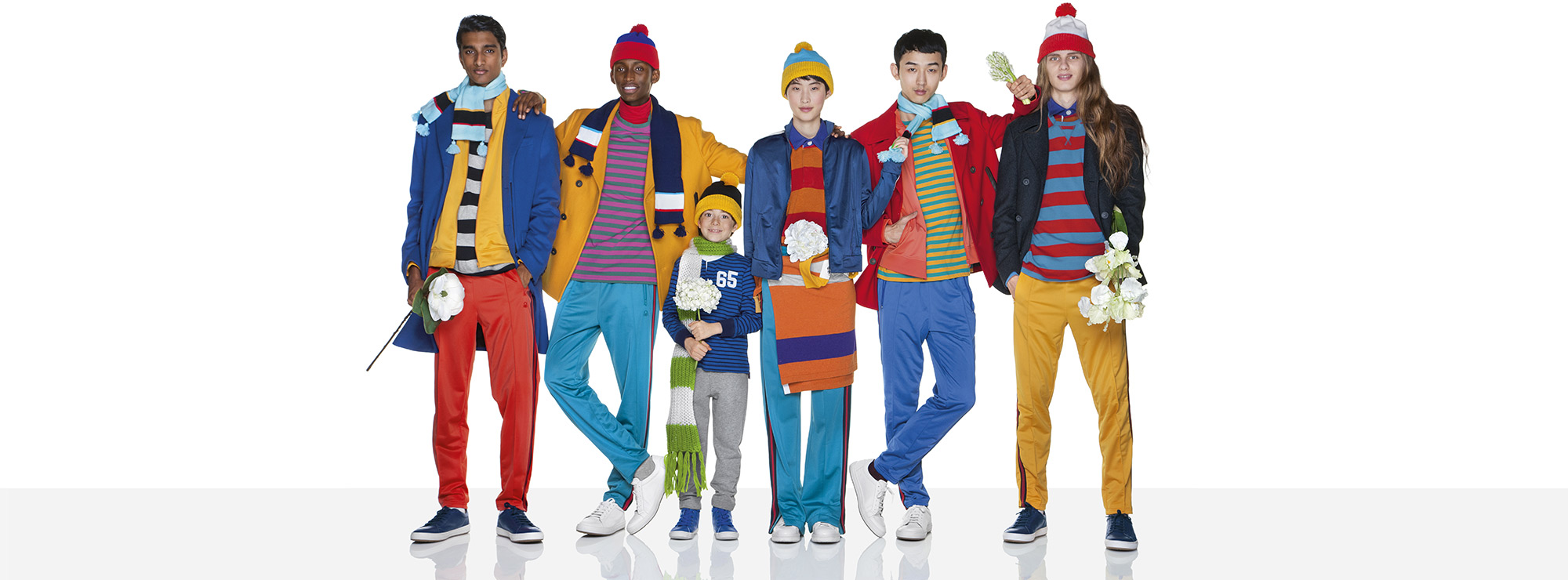 Full Color Benetton