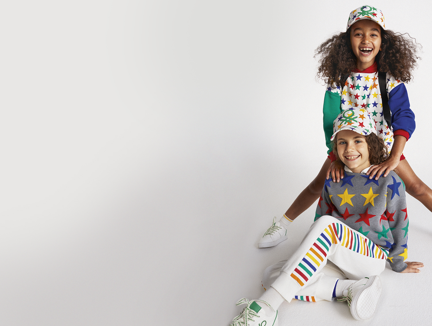 Prehistórico Tranquilizar Caliza  Stars & StripesCollection: Kid Girl (3 months - 4 years) 2020 | Benetton